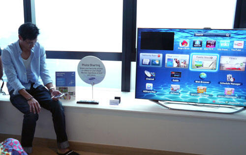 "Samsung Presents ""Smarter Living"" Strategy Across Consumer Devices"