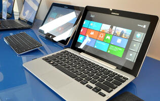 Samsung Launches Windows 8 Consumer Devices