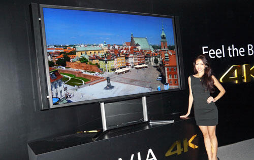 Sony Pumps Up The Jam with 84-inch 4K Bravia KD-84X9000 TV