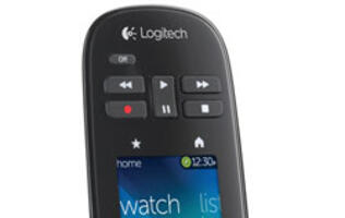 Logitech Unveils Harmony Touch Universal Remote