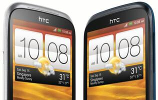 HTC Desire X Launched