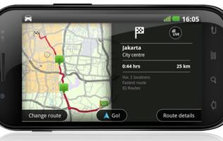 TomTom Navigation for Android Arrives