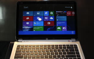 HP Launches Eight New Windows 8 Products