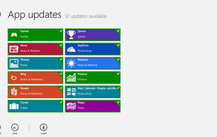 Microsoft is Updating Built-in Apps for Windows 8 All the Way to Oct 26 Launch