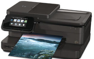 HP Launches the HP Photosmart 7520 eAIO Printer