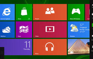 Search for Files, Share Content & Access Settings Quickly with 'Charms' in Windows 8