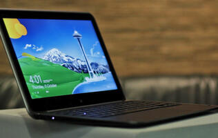 Hands-on: Dell XPS 12