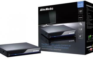 AverMedia AVerLife ExtremeVision Media Player
