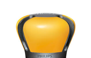Philips' LED Light Bulbs Use 80% Less Energy