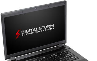 Digital Storm X17E Gaming Laptop Unleashed