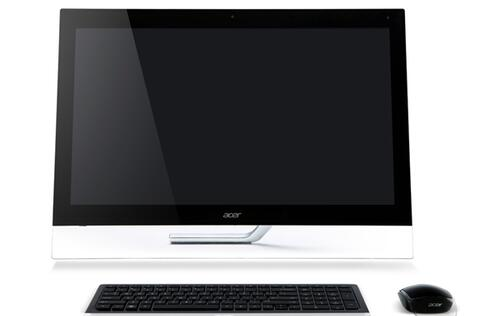 Acer Announces Two New Windows 8 AIOs