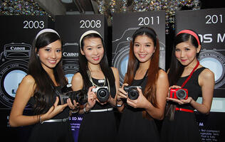 Canon EOS M Singapore Pricing Revealed (Update)