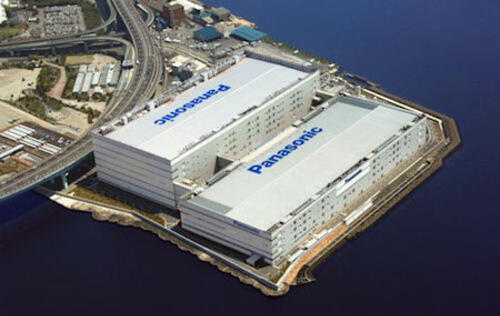 Panasonic to Reduce Production of LCD and Plasma Display Panels