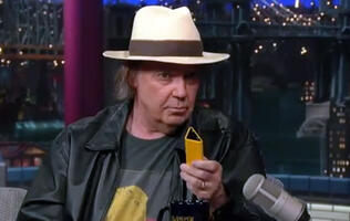 "Linn: Neil Young's High-Res Music Service Will Lead to ""Ridicule and Failure"""