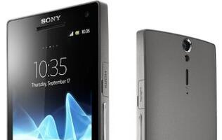Sony Xperia SL Arrives in Singapore
