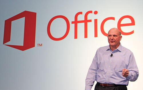 Microsoft Has Begun Updating Office RT Preview to Final Version