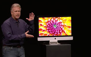 Apple Unveils Next-gen iMac with a 5mm Thin Edge (Update)