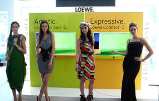 Loewe Reveals 'Connect ID' Smart TV with a Myriad of Color and Installation Combinations