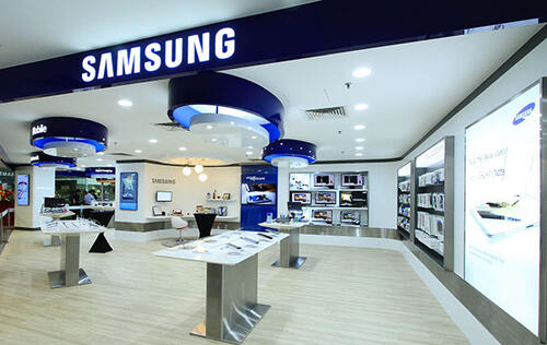 Samsung Experience Corner Opens at Challenger Funan