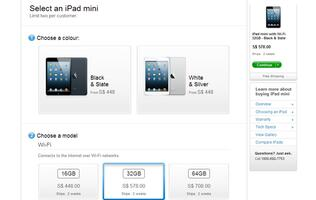 Apple iPad Mini and Fourth-Gen iPad Up for Pre-Order