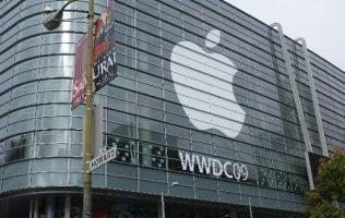 From Moscone Center - Apple WWDC 2009