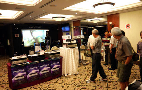 Latest AV Technology and Equipment Set to be Displayed at Local ISSE 2012