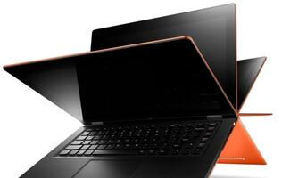 Lenovo Announces Range of Convertible Devices Designed for Windows 8