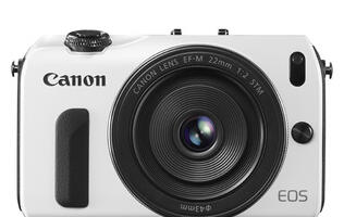 Canon EOS M - An Attempt to Keep Up With Competition