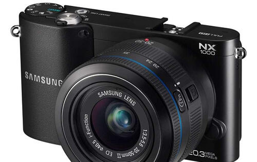 First Looks: Samsung NX1000 Mirrorless Camera
