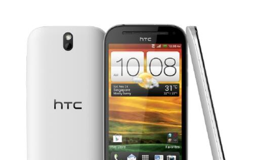 HTC Extends One Series With LTE-Supported HTC One SV