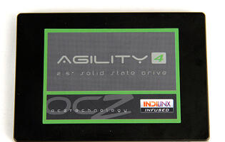 OCZ Agility 4 (256GB) - Indilinx Goes Mainstream