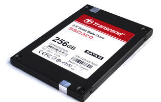Transcend SSD320 (256GB) - A Mainstream SandForce Drive