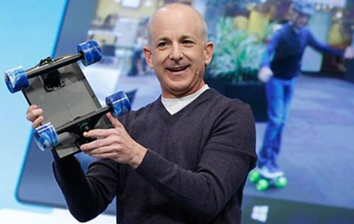 Head of Microsoft's Windows Division, Steven Sinofsky, has Left Microsoft