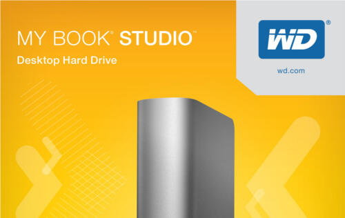 WD Offers Mac Users USB 3.0 Connectivity with New My Book Studio