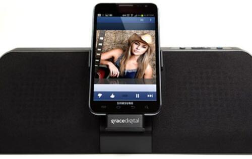 Gdock Speaker Dock for Samsung Galaxy Devices Introduced