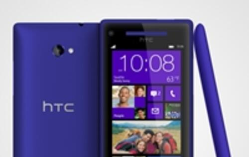 Windows Phone 8X by HTC - Signature WP8 Device