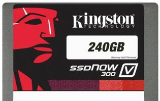 Kingston Ships Next Gen SSDNow V Series