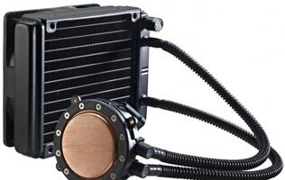 Cooler Master Introduces Seidon 120M Plug-and-Play Liquid Cooling