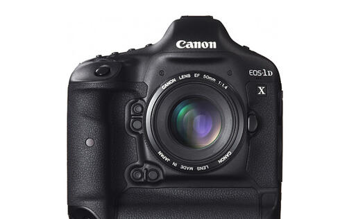 Canon EOS-1D X - Almost at the Apex