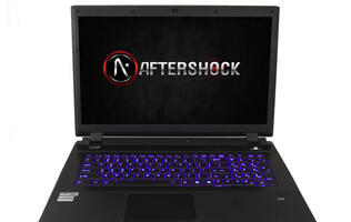Aftershock Titan Notebook with Dual GPU to Debut Next Week