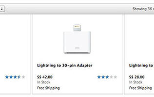 Third-party Lightning Adapters Spotted in Stores, Priced Much Cheaper than Apple's Offerings