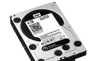 Western Digital Announces WD Black 4TB Desktop Hard Drives (Update)