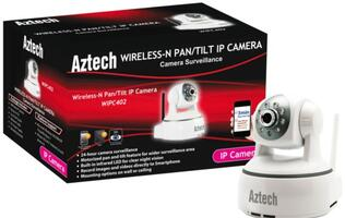 Aztech Wireless-N Pan/Tilt IP Camera Set to Launch at SITEX 2012