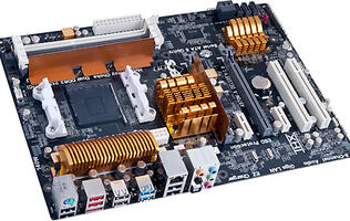 ECS Adds the A970M-A Deluxe to its Black Series of PC Motherboards