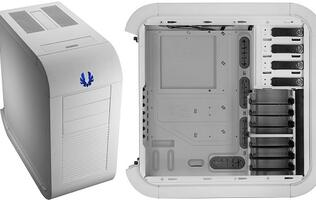 BitFenix Unleashes Survivor White Gaming Chassis