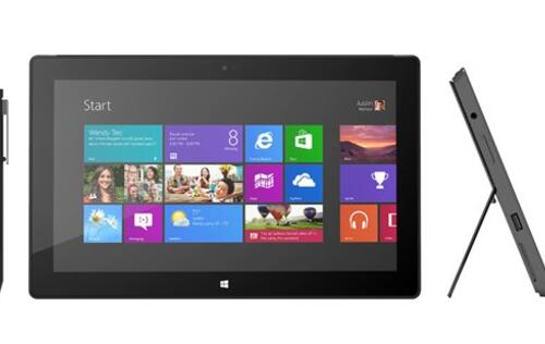 Microsoft Reveals Surface Pro Prices