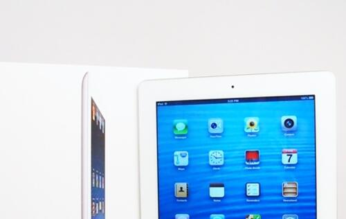 Apple iPad (4th Gen, Wi-Fi) - A Tiny Step From A5X to A6X