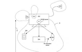 Apple Files Patent for Wireless Charging