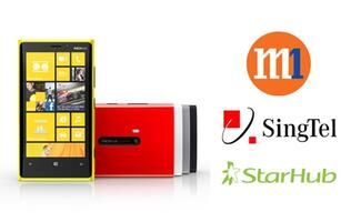 Nokia Lumia 920 and 820 Telco Price Plan Comparisons