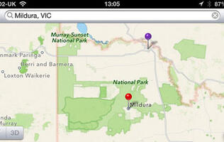Australian Police Warns Against Relying on Apple's iOS 6 Maps